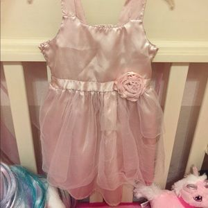Carters Rose  3T Dress up dress
